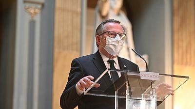 """Las mañanas de RNE con Íñigo Alfonso - Eduardo de Castro, presidente de Melilla: """"Marruecos usa seres humanos para presionar. Hay que reforzar la frontera"""" - Escuchar ahora"""