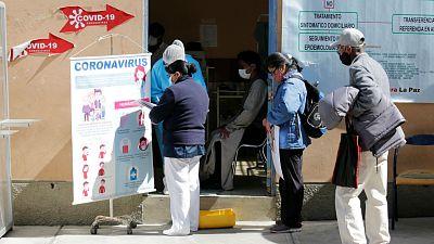 14 horas - EE.UU. y México, los más afectados por la pandemia en América - Escuchar ahora