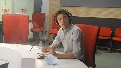 """Las Mañanas de RNE con Íñigo Alfonso - Errejón: """"El Gobierno está más cómodo en la pelea con las derechas que en un avance social y verde decidido"""" - Escuchar ahora"""