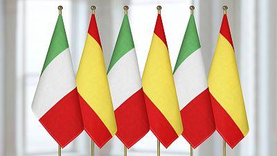 Europa abierta - Italia-España: ni tan iguales ni tan cercanas en la UE - escuchar ahora