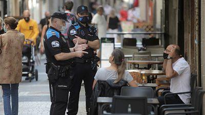 14 horas - Galicia: día 1 sin poder fumar en espacios abiertos - Escuchar ahora