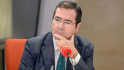 """24 horas - Antonio Garamendi (CEOE): """"Lo que se consigue con acuerdos dura más que lo que no"""" - Escuchar ahora"""