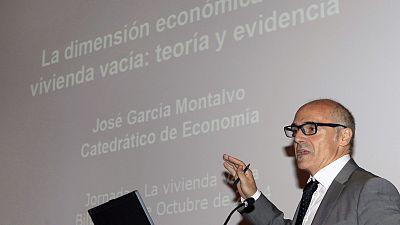 """24 horas - García Montalvo: """"La pandemia hará caer todavía más el precio de la vivienda"""" - Escuchar ahora"""