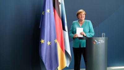 Reportajes 5 Continentes - El giro del liderazgo alemán de la crisis de 2008 a la de 2020 - Escuchar ahora