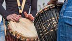 La música africana, a primera línea