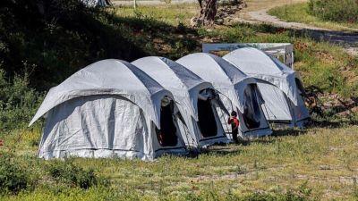 """""""Grecia utiliza la Covid para cerrar los campos de Lesbos"""" - Escuchar ahora"""
