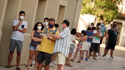 """14 horas - Los hospitales y las urgencias están """"preparadas"""" ante el aumento de casos - Escuchar ahora"""