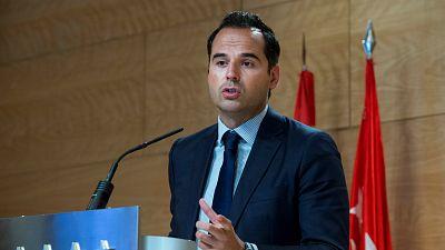 """Crónica de Madrid - Ignacio Aguado: """"Hay una fijación del Gobierno con la Comunidad de Madrid para desviar la atención"""" - Escuchar ahora"""