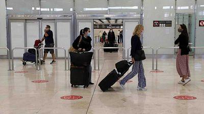Las mañanas de RNE con Íñigo Alfonso - Inglaterra elimina la cuarentena a los viajeros que lleguen de España a partir del 10 de julio - Escuchar ahora
