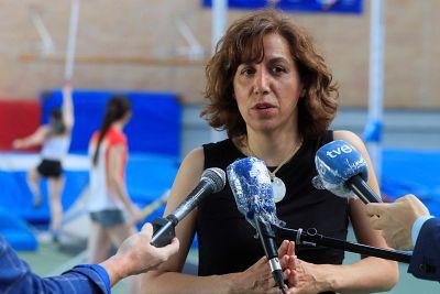 """Irene Lozano: """"No se puede ir a los estadios"""" - Escuchar ahora"""
