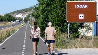 España a las 8 Fin de Semana - Íscar y Pedrajas de San Esteban regresan al confinamiento con protesta vecinal en ambos municipios - Escuchar ahora