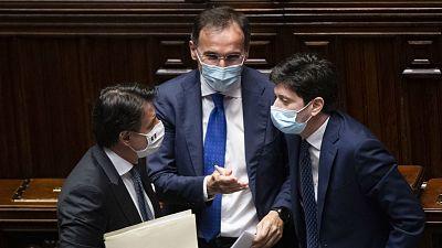 14 horas - Italia prorroga el estado de emergencia hasta el 15 de octubre - Escuchar ahora
