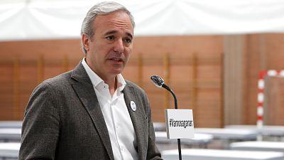 """24 horas - Jorge Azcón, alcalde de Zaragoza: """"Hacienda debe negociar las ayudas con la FEMP"""" - Escuchar ahora"""