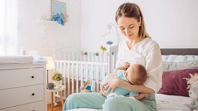 14 horas - Un estudio demuestra que la leche materna de mujeres contagiadas o vacunadas contiene anticuerpos contra la COVID-19 - Escuchar ahora