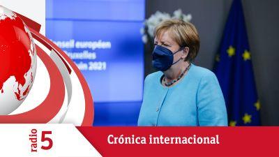 Crónica Internacional - Los líderes de la UE rechazan una cumbre con Rusia - Escuchar ahora