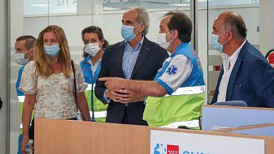 14 horas - Madrid hará test aleatorios en las zonas con mayor incidencia de COVID-19 - Escuchar ahora