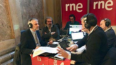 """Las mañanas de RNE - Carrizosa: """"Podemos va a evitar que podamos tener un presidente constitucionalista"""" - Escuchar ahora"""