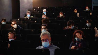 """Las mañanas de RNE - CSIC: """"Es más higiénico un cine que un restaurante"""" - Escucha ahora"""