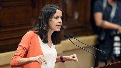 Las mañanas de RNE - ERC y PDeCAT defienden la unidad de Junts pel Sí ante el anuncio de moción de censura de Arrimadas - Escuchar ahora