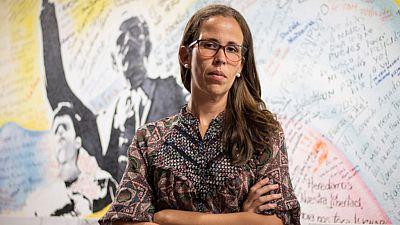"""Manuela Bolívar:""""Estamos defendiendo nuestros derechos constitucionales"""" - Escuchar ahora"""