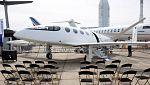 El primer avión eléctrico de pasajeros del mundo tiene marca