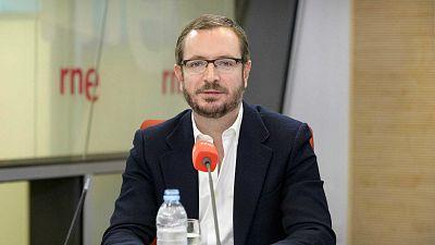 """Las Mañanas de RNE - Maroto acusa al Gobierno de utilizar la salida del rey emérito como cortina de humo para tapar su """"nefasta gestión"""" - Escuchar ahora"""