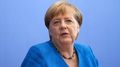 """24 horas - Merkel: """"No pensé que toda España se iba a convertir en una zona de riesgo"""" - Escuchar ahora"""