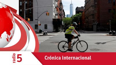 Crónica Internacional - Nueva York, zona cero de la pandemia en EEUU, intenta recuperar la normalidad - Escuchar ahora