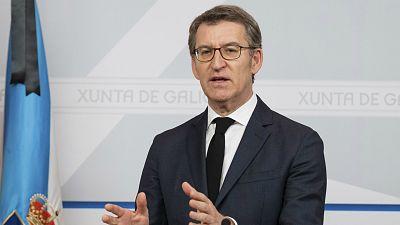 """Las mañanas de RNE con Íñigo Alfonso - Núñez Feijóo: """"España no se merece que el Gobierno aproveche una pandemia para hacer una contrarreforma laboral con Bildu"""" - Escuchar ahora"""