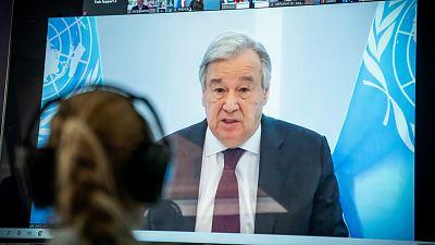 """España a las 8 Fin de Semana - La ONU alerta: """"Estamos ante la mayor crisis socioeconómica desde la II Guerra Mundial"""" - Escuchar ahora"""
