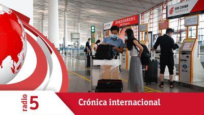 Crónica Internacional - Pekín suspende mil vuelos por el rebrote de coronavirus