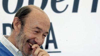 La política y Alfredo Pérez Rubalcaba