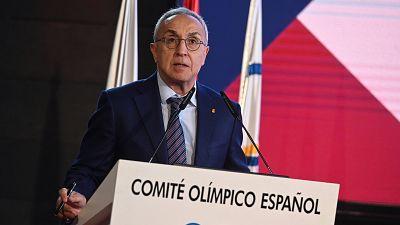 """Las mañanas de RNE con Íñigo Alfonso - Alejandro Blanco, presidente del COE: """"Estamos tranquilos e inquietos. Confiamos en que todo salga bien"""" - Escuchar ahora"""
