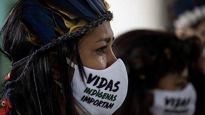 España a las 8 Fin de Semana - Los pueblos indígenas, vulnerables ante la pandemia - Escuchar ahora