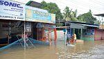 En Kerala, India, continúa el rescate tras las inundaciones