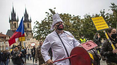 14 horas - República Checa, el país con más contagios per cápita de la Unión Europea - Escuchar ahora