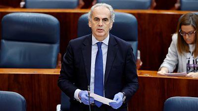 """España a las 8 Fin de Semana - Enrique Ruiz Escudero: """"Se ha hecho siempre lo humanamente posible para dar la asistencia que merecían nuestros mayores"""" - Escuchar ahora"""