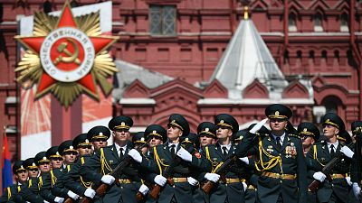 Rusia alimenta su patriotismo desafiando a la pandemia