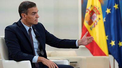 España a las 8 Fin de Semana - Sánchez descarta un nuevo confinamiento y asegura a Ayuso que va a la reunión con voluntad de colaboración - Escuchar ahora