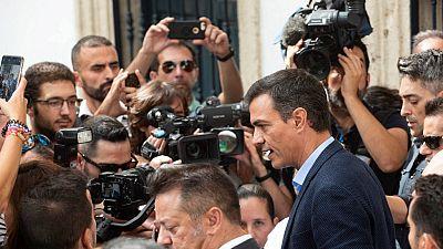 Sánchez llamará a los líderes de Podemos, PP y Ciudadanos