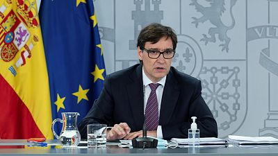 24 horas - Gobierno y Madrid acuerdan aplicar las mismas restricciones en todos los municipios españoles de más de 100.000 habitantes - Escuchar ahora