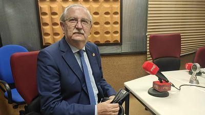 """Las mañanas de RNE con Íñigo Alfonso - Serafín Romero, presidente de la OMC: """"Es una desilusión menor, era previsible. Lo importante es sacar una vacuna segura"""" - Escuchar ahora"""