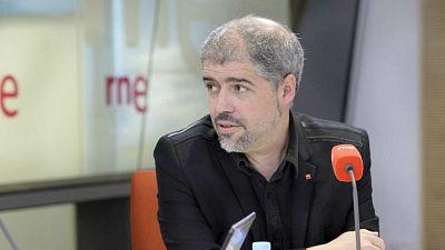 Las mañanas de RNE con Íñigo Alfonso - Sordo pone como prioridad la no destrucción de empleo y pide a Europa no repetir los errores de 2010 - Escuchar ahora