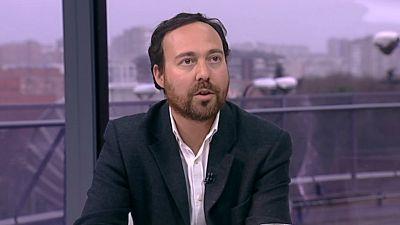 """Las mañanas de RNE con Íñigo Alfonso - Federico Steinberg: """"La Unión Europea daría un paso histórico si apuesta por dar ayudas directas a los estados"""" - Escuchar ahora"""