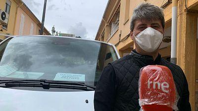 Las mañanas de RNE con Íñigo Alfonso - Taxistas solidarios frente al coronavirus - Escuchar ahora