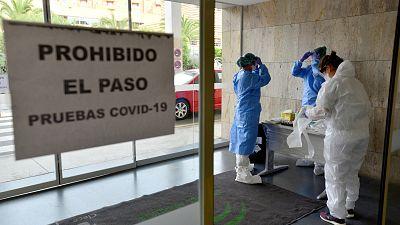 Las mañanas de RNE con Íñigo Alfonso - La importancia de hacer test a los asintomáticos que pueden contagiar - Escuchar ahora