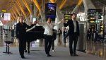 La ópera llega al Aeropuerto Adolfo Suárez Madrid Barajas