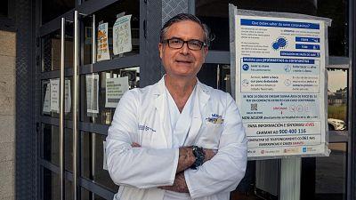 """Las mañanas de RNE con Íñigo Alfonso - Doctor Armenteros: """"Trump está recibiendo un tratamiento muy agresivo indicado para pacientes graves"""" - Escuchar ahora"""