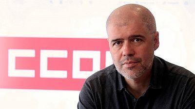 """Las mañanas de RNE con Íñigo Alfonso - Unai Sordo: """"El ingreso mínimo no desincentiva la búsqueda de empleo porque sólo ofrece una ayuda de supervivencia"""" - Escuchar ahora"""