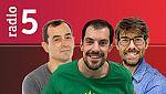 Melilla-Madrid y Cultural-Barça